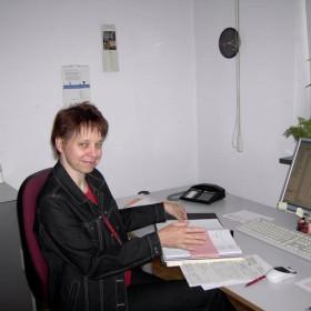 Frau Plieth Bilanzbuchhalterin / Steuerfachangestellte In der Kanzlei seit 1989