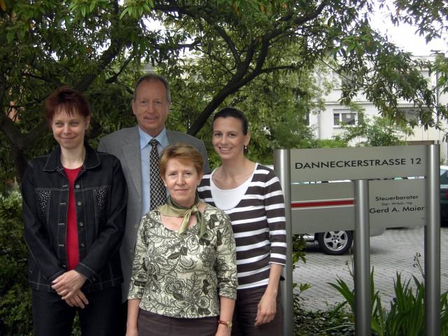 Team Steuerberater Maier